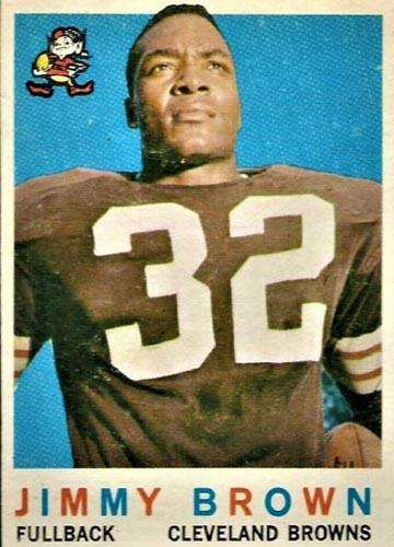 1959 Topps Jim Brown