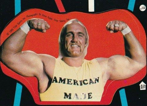 1985 Topps Pro Wrestling Stars Sticker #11