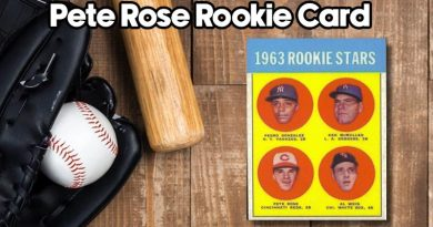The Pete Rose Rookie Card