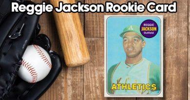 The Reggie Jackson Rookie Card