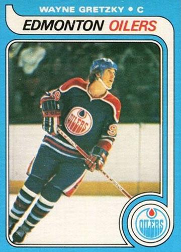 1979 Wayne Gretzky O-Pee-Chee Rookie Front