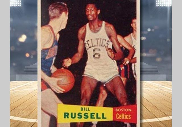 Learn all about the Bill Russell rookie cards