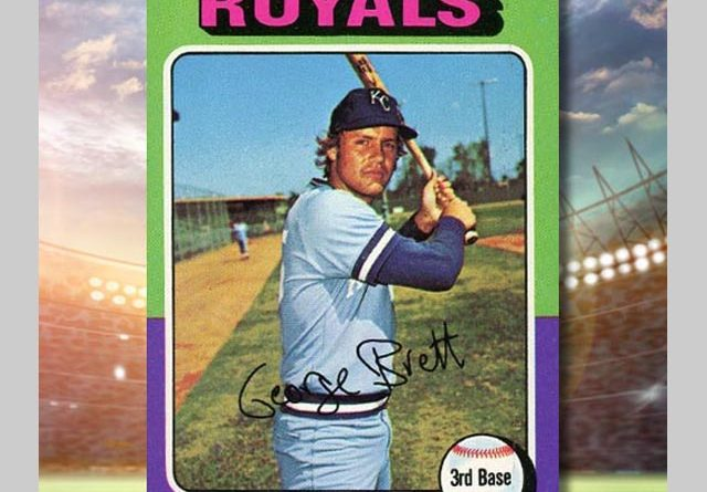 Learn All About the George Brett Rookie
