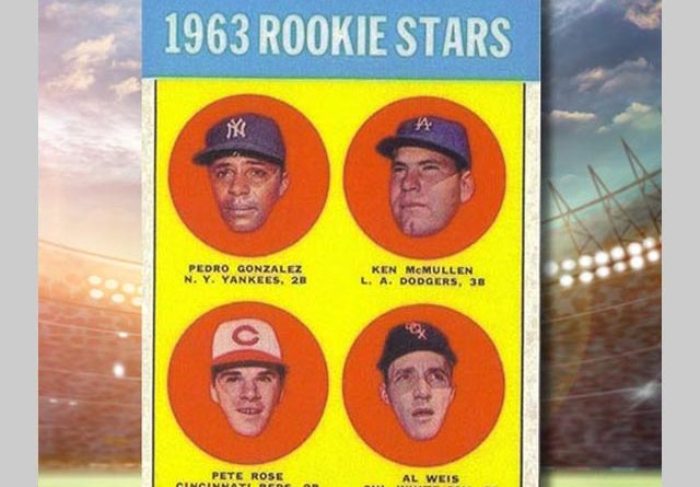 Learn All About the Pete Rose Rookie