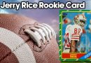 The Jerry Rice Rookie Card